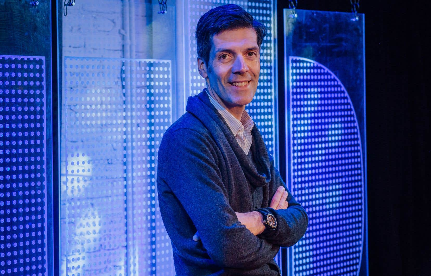 Le fondateur de M pour Montréal, Sébastien Nasra, fait le pari que les vitrines musicales demeurent nécessaires et que les professionnels seront au rendez-vous, même sur le Web.