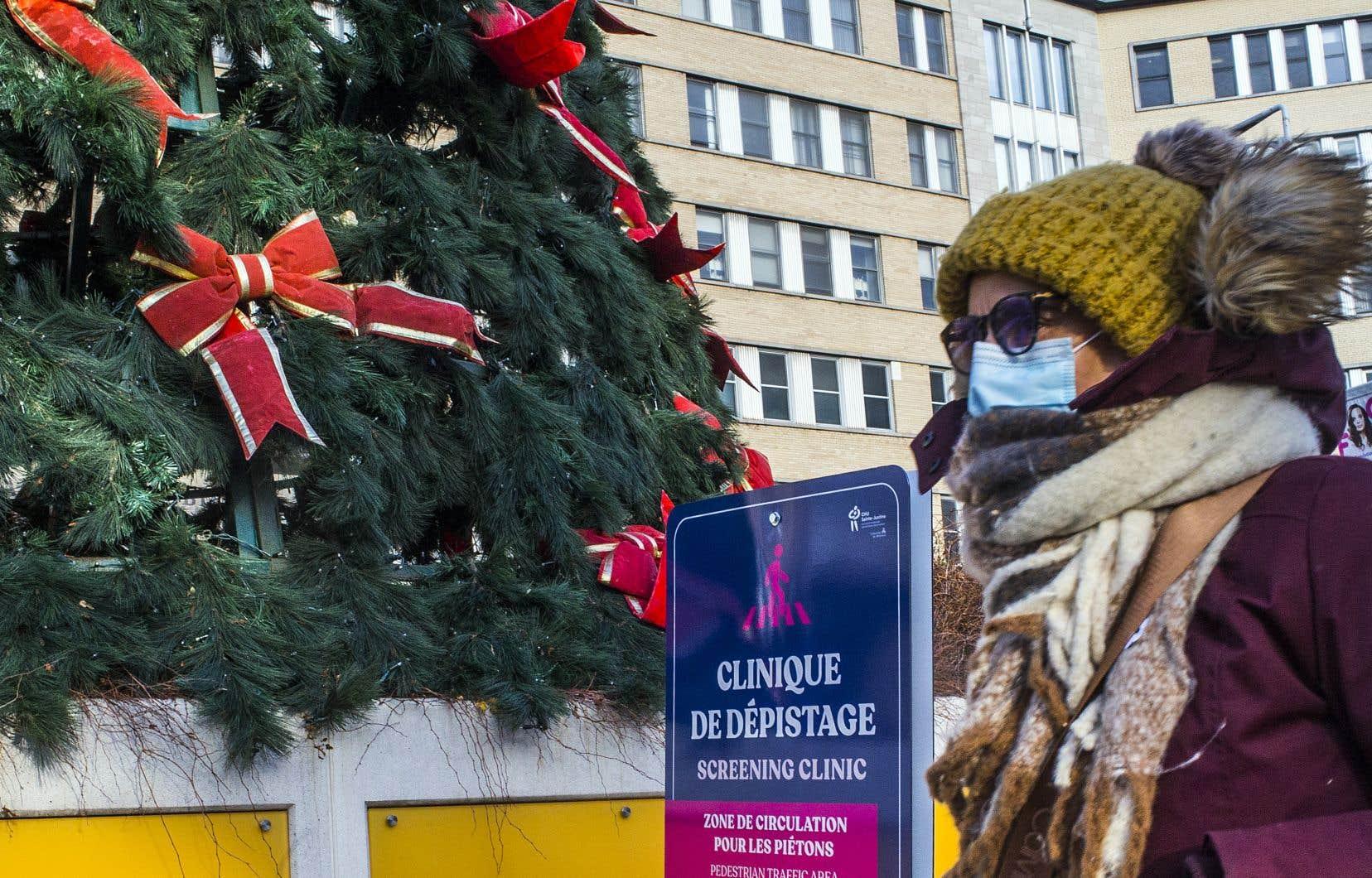 Plus de 1200 nouveaux cas de COVID-19 au Québec | Coronavirus