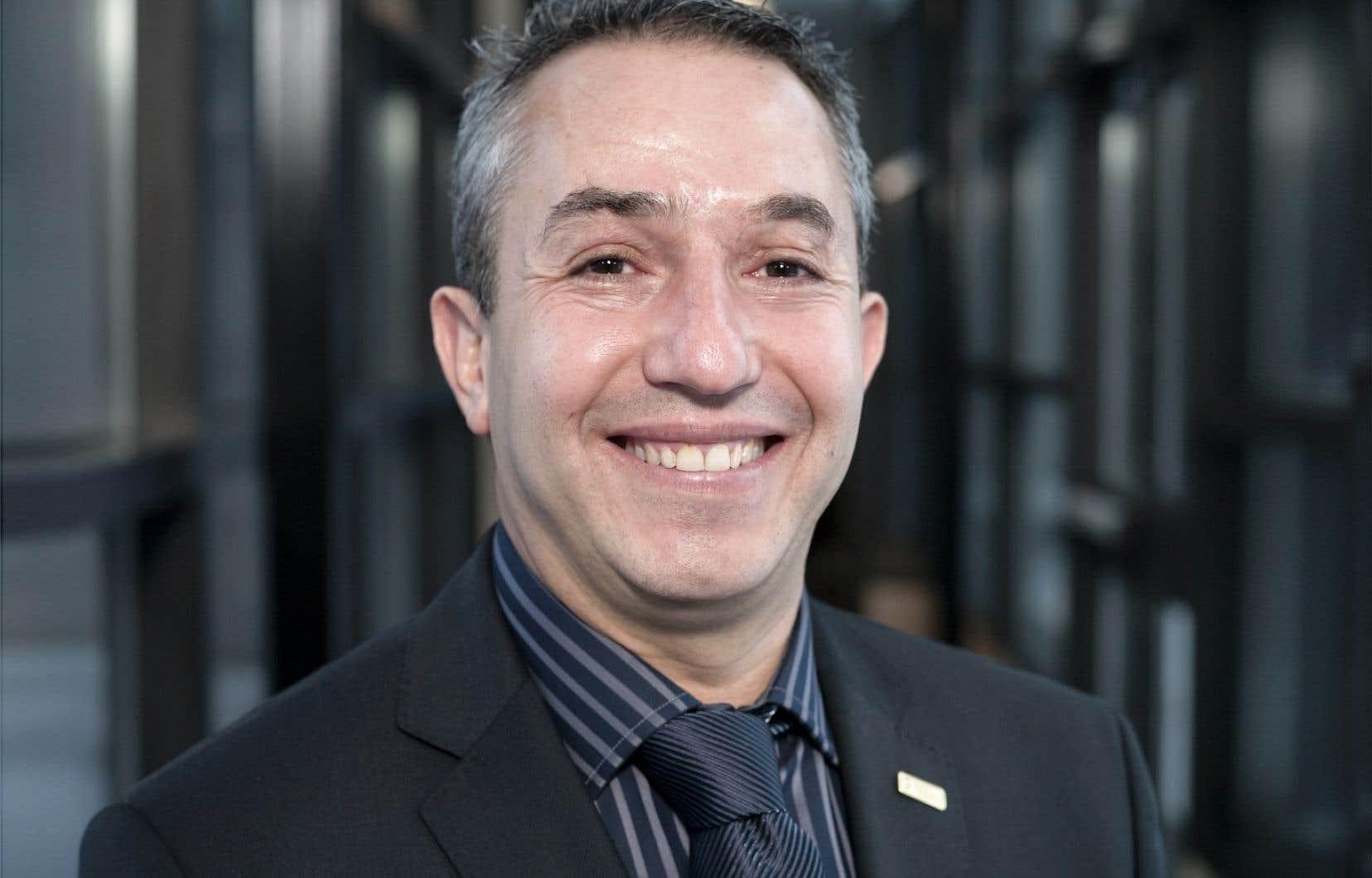 Karim Zaghiba quitté Hydro-Québec et a rejoint l'équipe d'Investissement Québec en juin dernier.