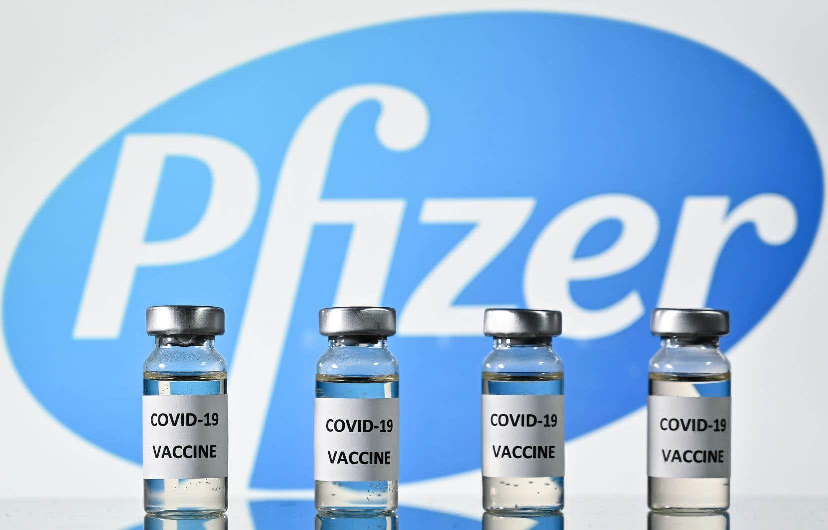 Le groupe pharmaceutique américain Pfizer et son partenaire allemand BioNTech ont confirmé qu'ils demanderaient à l'Agence américaine des médicaments d'autoriser leur vaccin contre la maladie causée par le nouveau coronavirus.