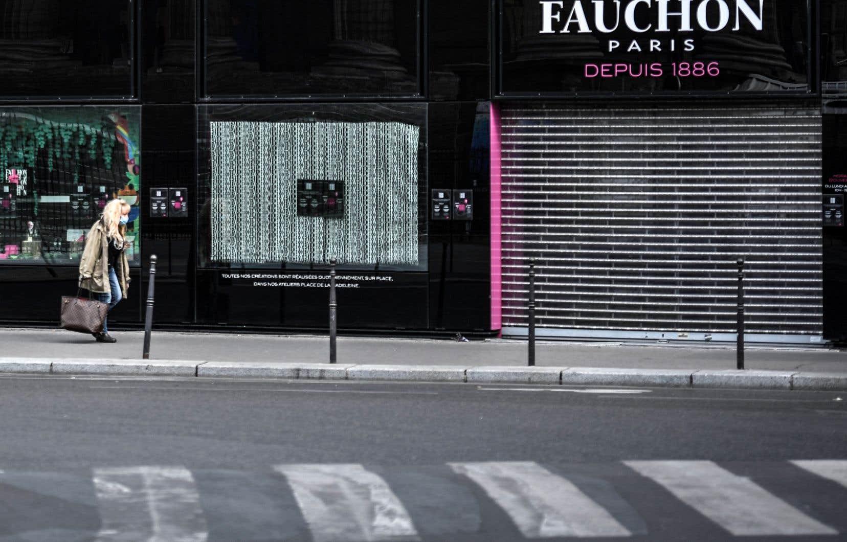 Le premier ministre français a jugé probable une réouverture de certains petits commerces «autour du 1erdécembre».