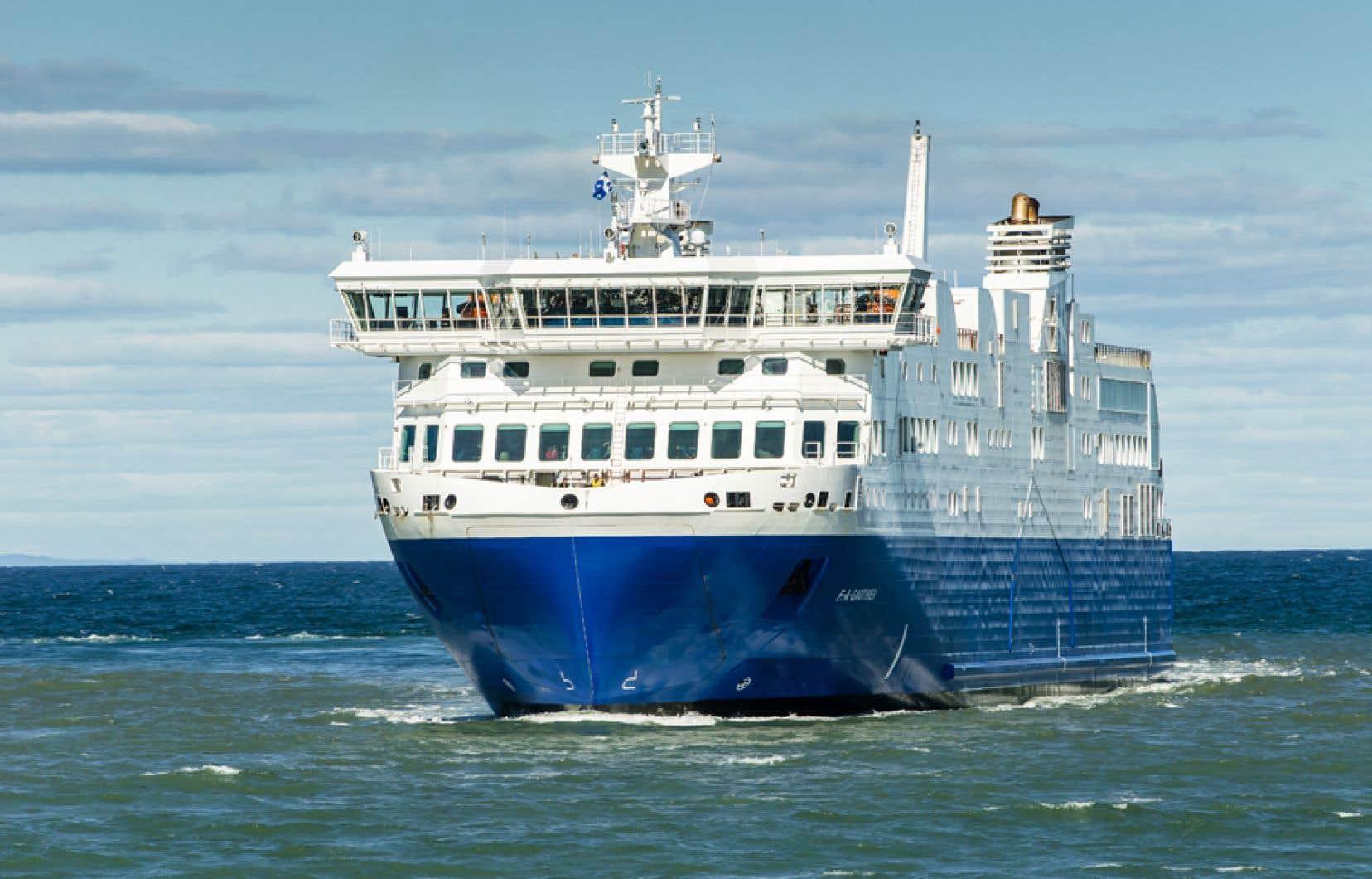 Le «NM F.-A.-Gauthier» a été mis en service en 2015 et retiré du fleuve en 2018, pendant 13 mois, en raison d'un bris des propulseurs. Il a été remis en service en janvier 2020.