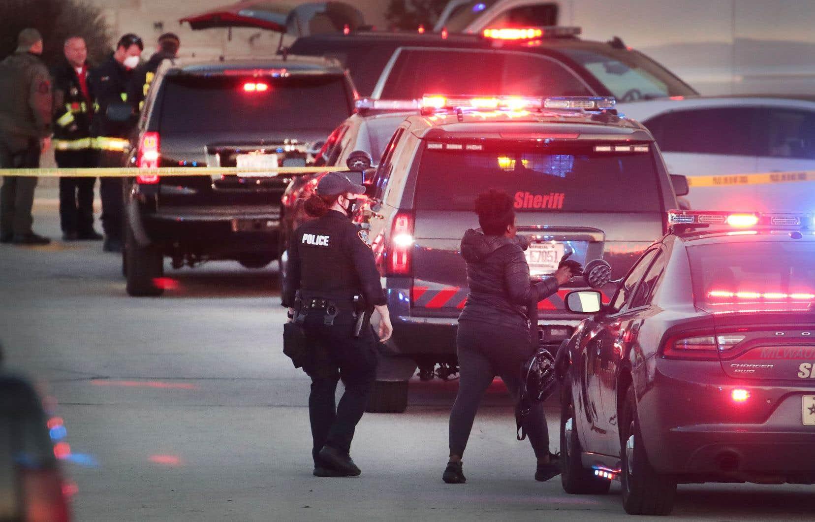 La fusillade s'est produite à l'intérieur du supermarché Mayfair Mall dans la ville de Wauwatosa, en banlieue de Milwaukee, selon le «Milwaukee Journal Sentinel».