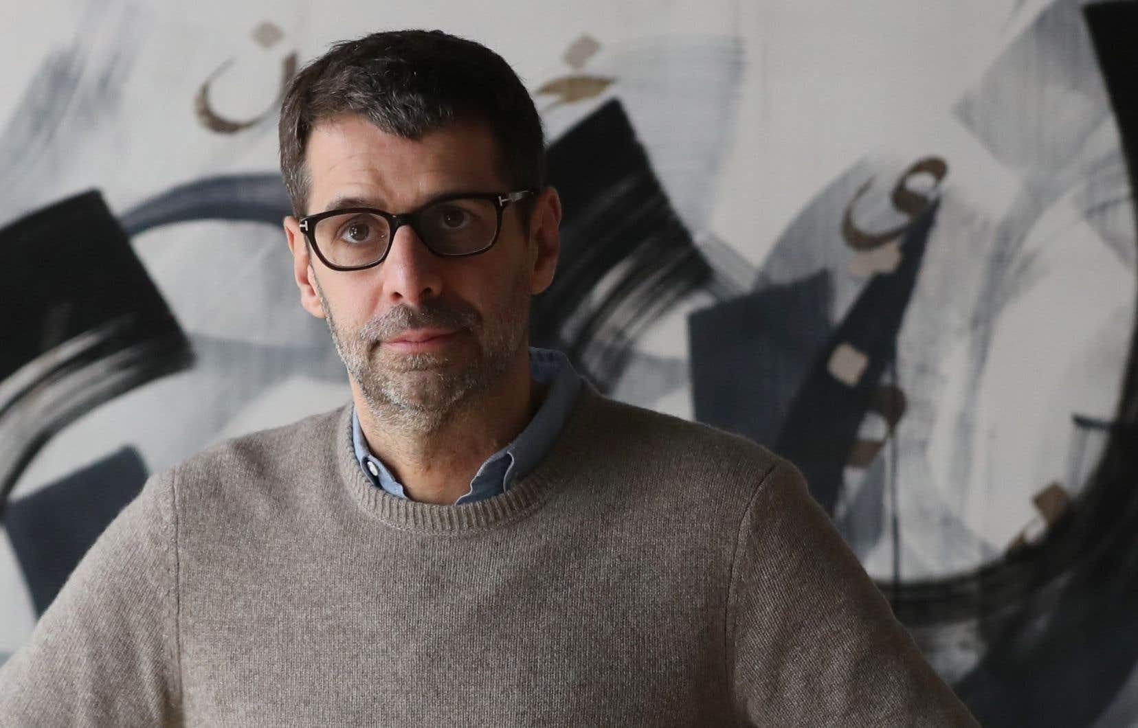 L'animateur Éric Duhaime s'est dit inquiet pour les libertés individuelles des Québécois.