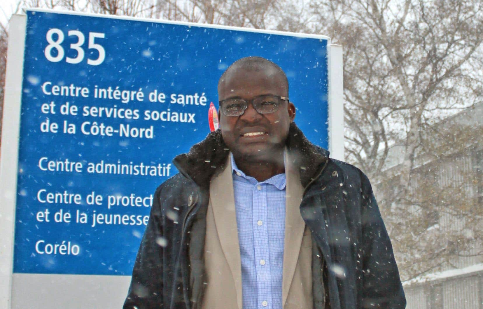 Visage des conférences de presse pandémiques nord-côtières, Richard Fachehoun peut aujourd'hui se réjouir du bilan provisoire de sa région.
