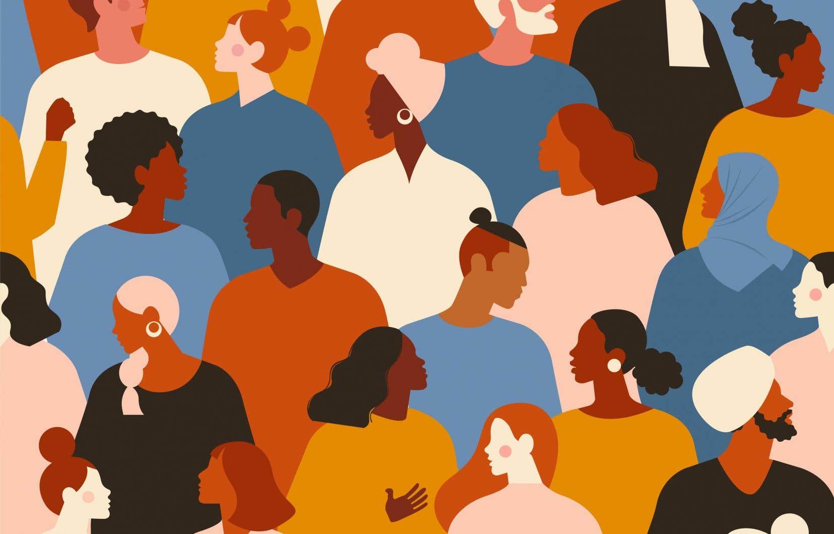 «Je rêve d'un milieu où tout le monde pourra auditionner pour tous les rôles. Qu'à une audition, on ne voit plus auditionner que des Blancs ou que des personnes racisées», écrit l'autrice.