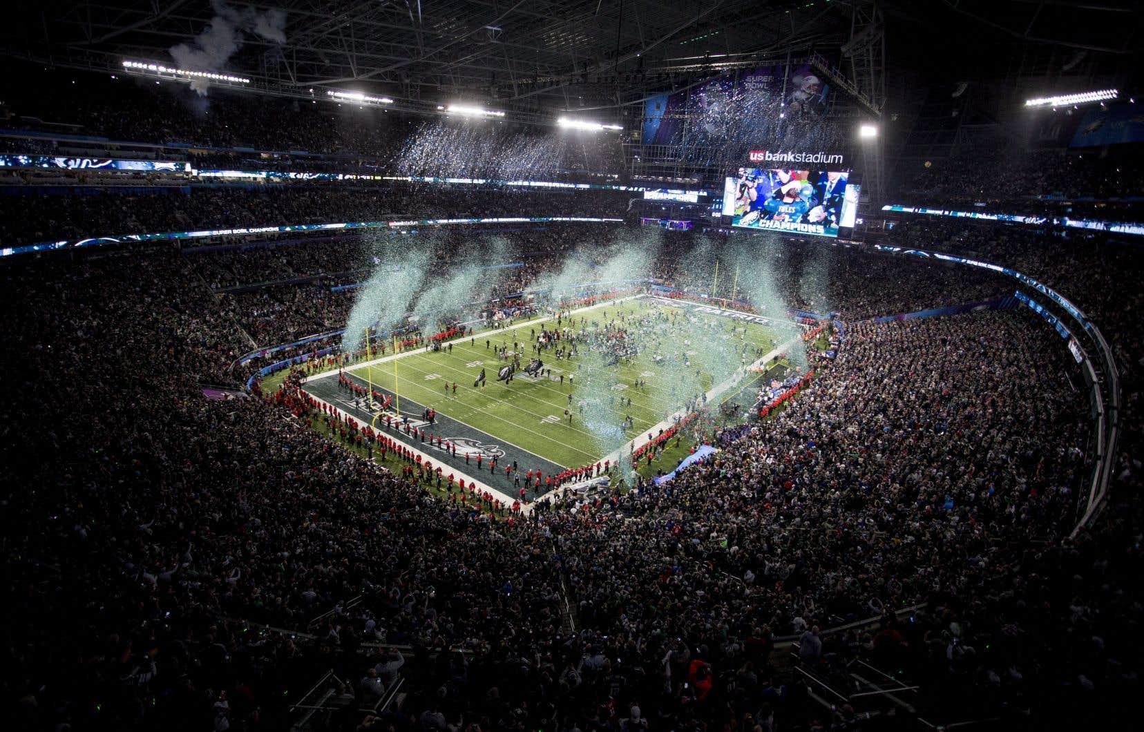 Le ministre fédéral de la Justice, David Lametti, a déposé un projet de loi visant à décriminaliser les paris uniquement sur un seul événement sportif, par exemple le Super Bowl.