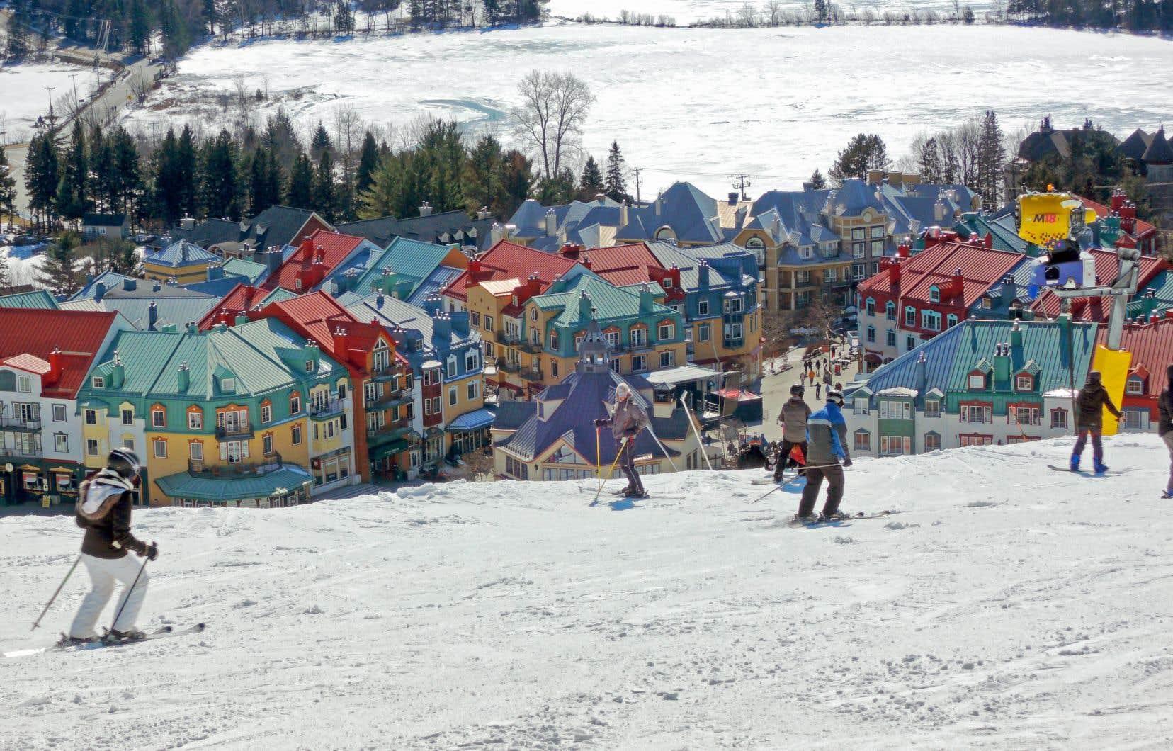 Au Mont-Tremblant, aucun billet ne sera vendu sur place.