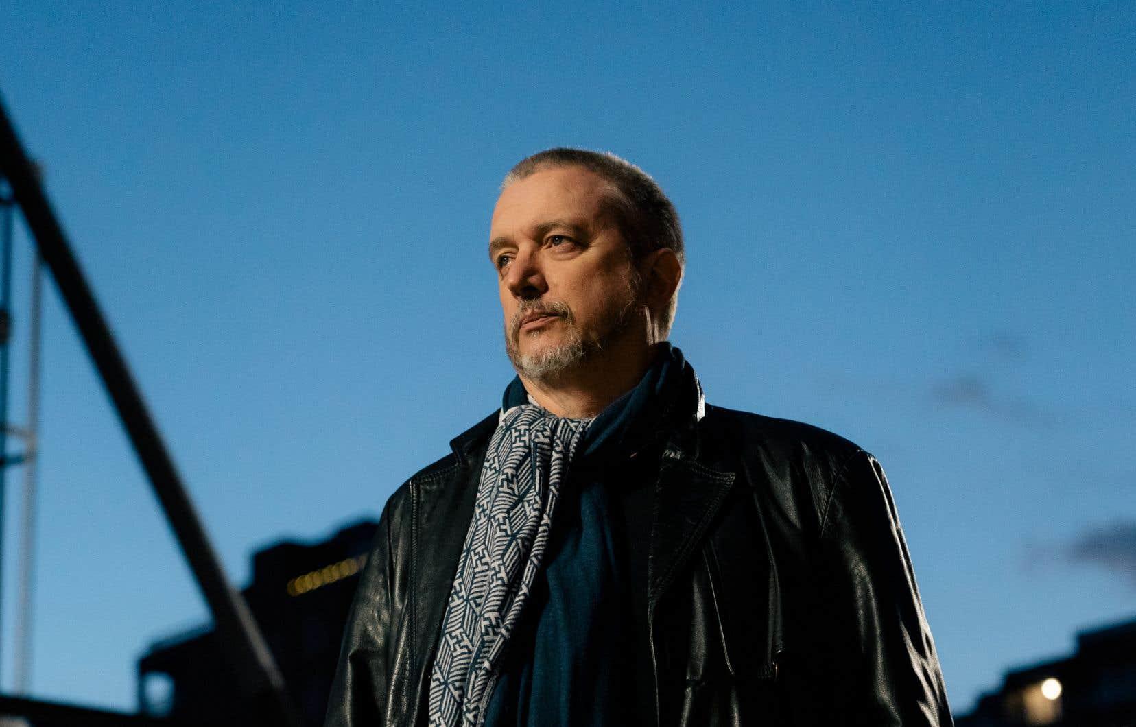 Le chanteur Dan Bigras affirme qu'il cessera de produire des albums.
