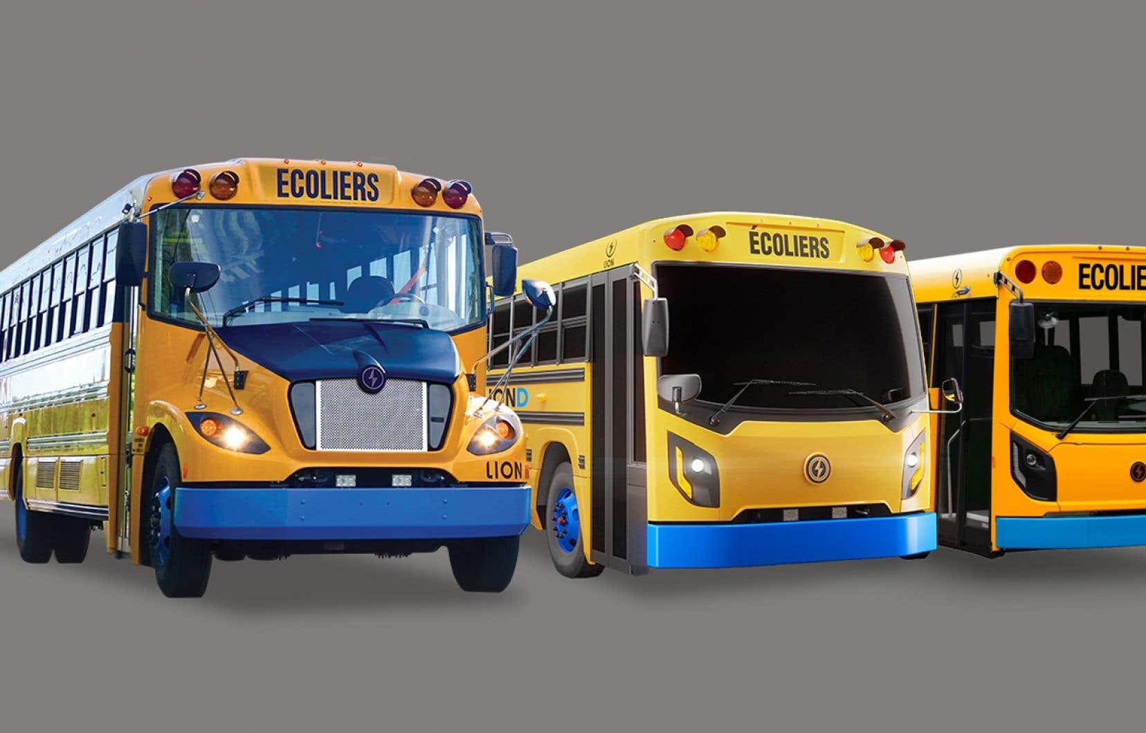 Le constructeur d'autobus et de camions électriques Compagnie électrique Lion prendra le chemin de la Bourse de New York pour financer sa croissance.