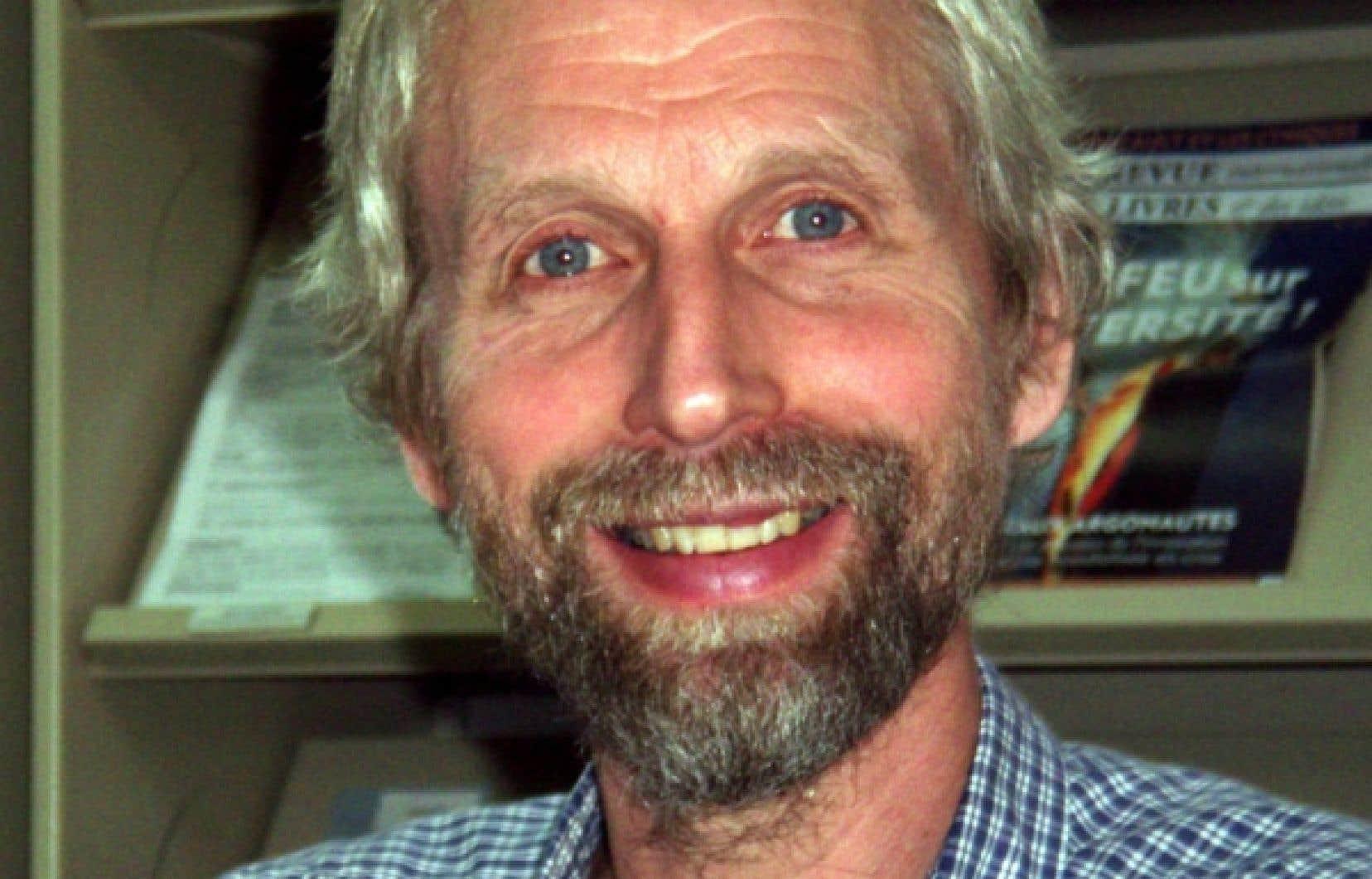 Jean-Claude Ravet, rédacteur en chef de Relations