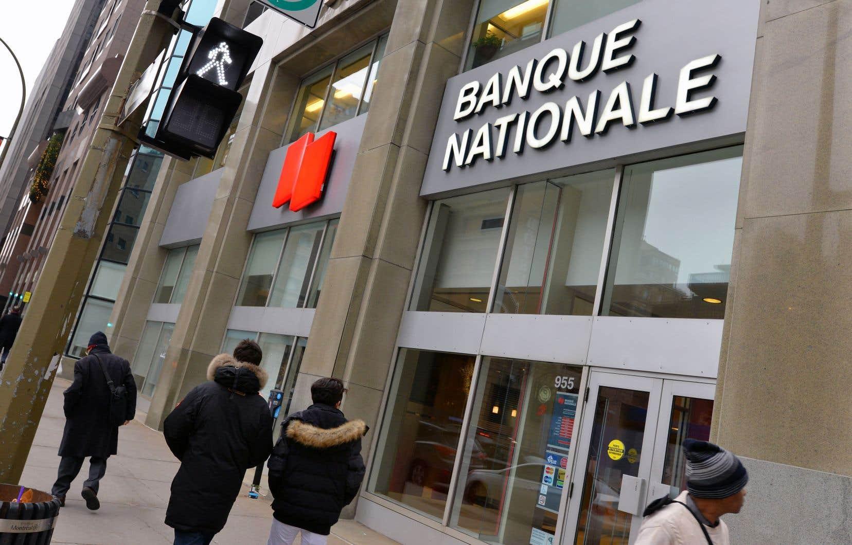Au quatrième trimestre, la Nationale a vu son revenu total progresser de 4%, à 2milliards.
