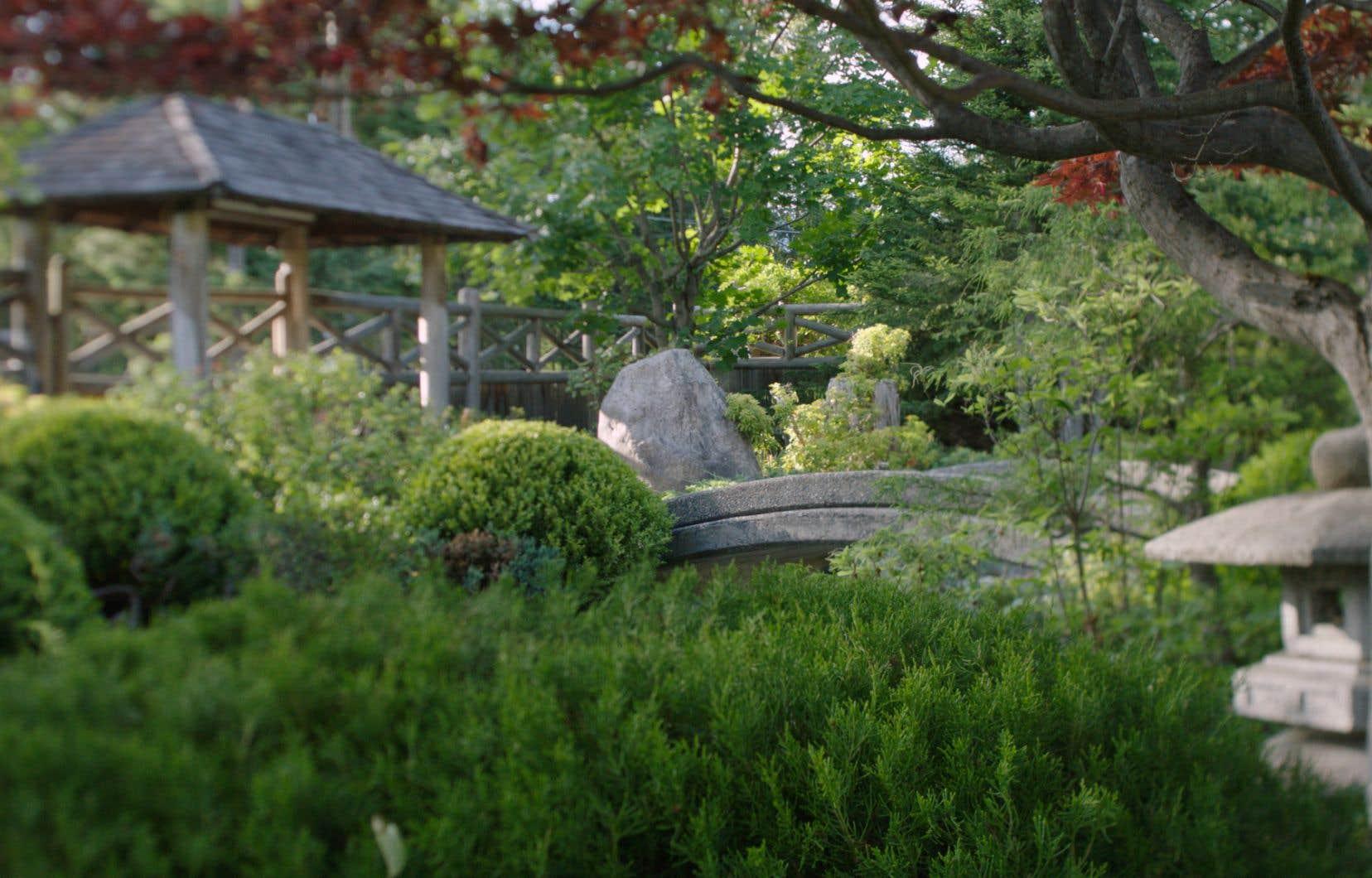 Transmuter sa peine en un magnifique jardin japonais, c'est la façon dont les rescapés de ces camps ont décidé d'exorciser les mauvais souvenirs.