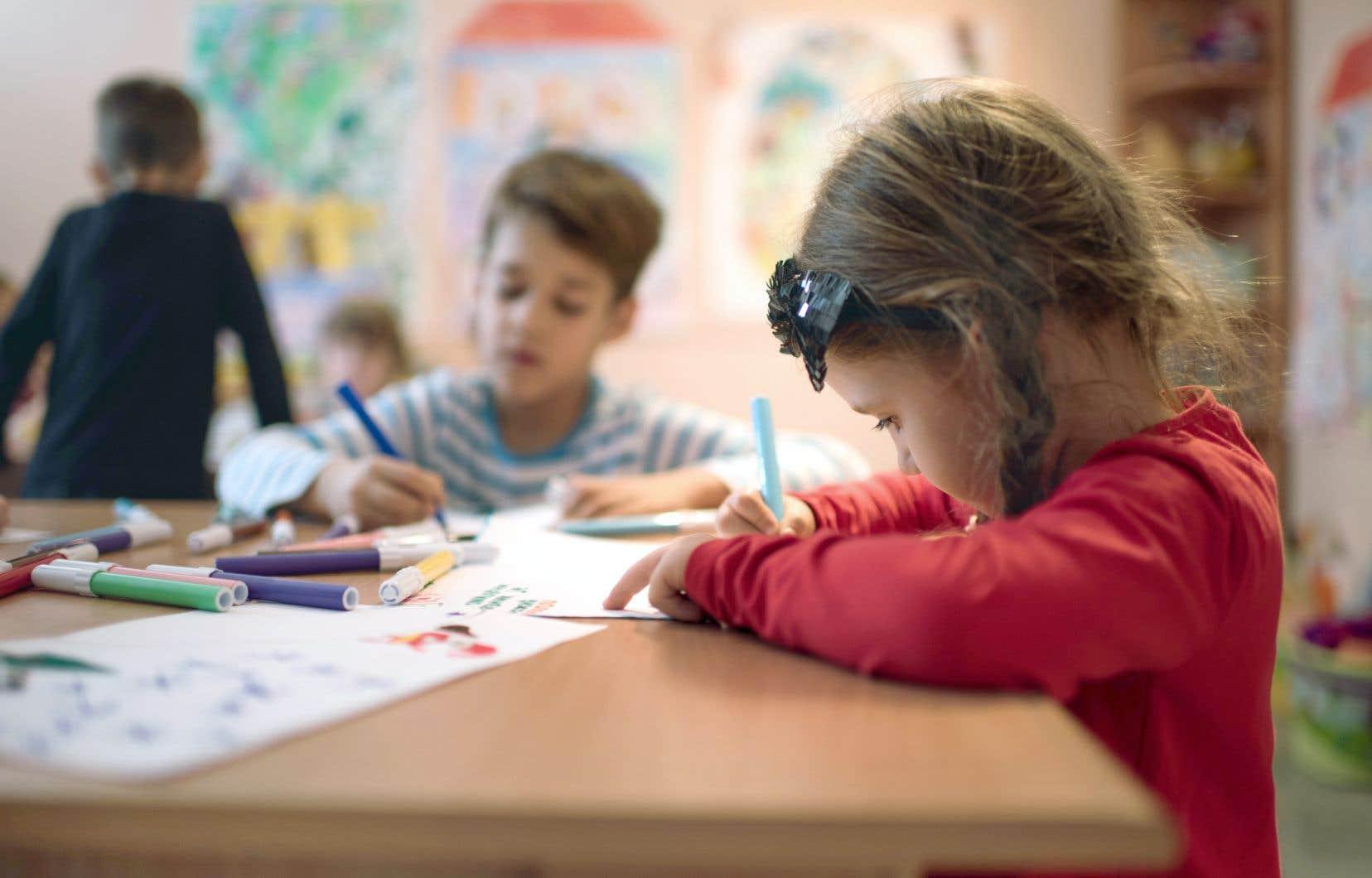 «La standardisation à l'échelle nationale des procédures d'identification du degré de vulnérabilité d'un élève aura pour effet de hiérarchiser les élèves et de départager les