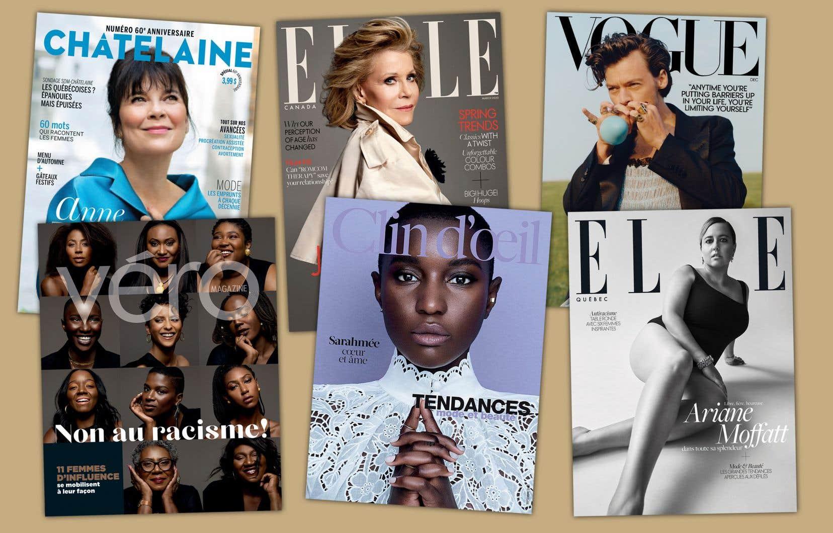 Plusieurs revues québécoises ont marqué les esprits cette année en faisant davantage de place à la diversité dans leur pages.