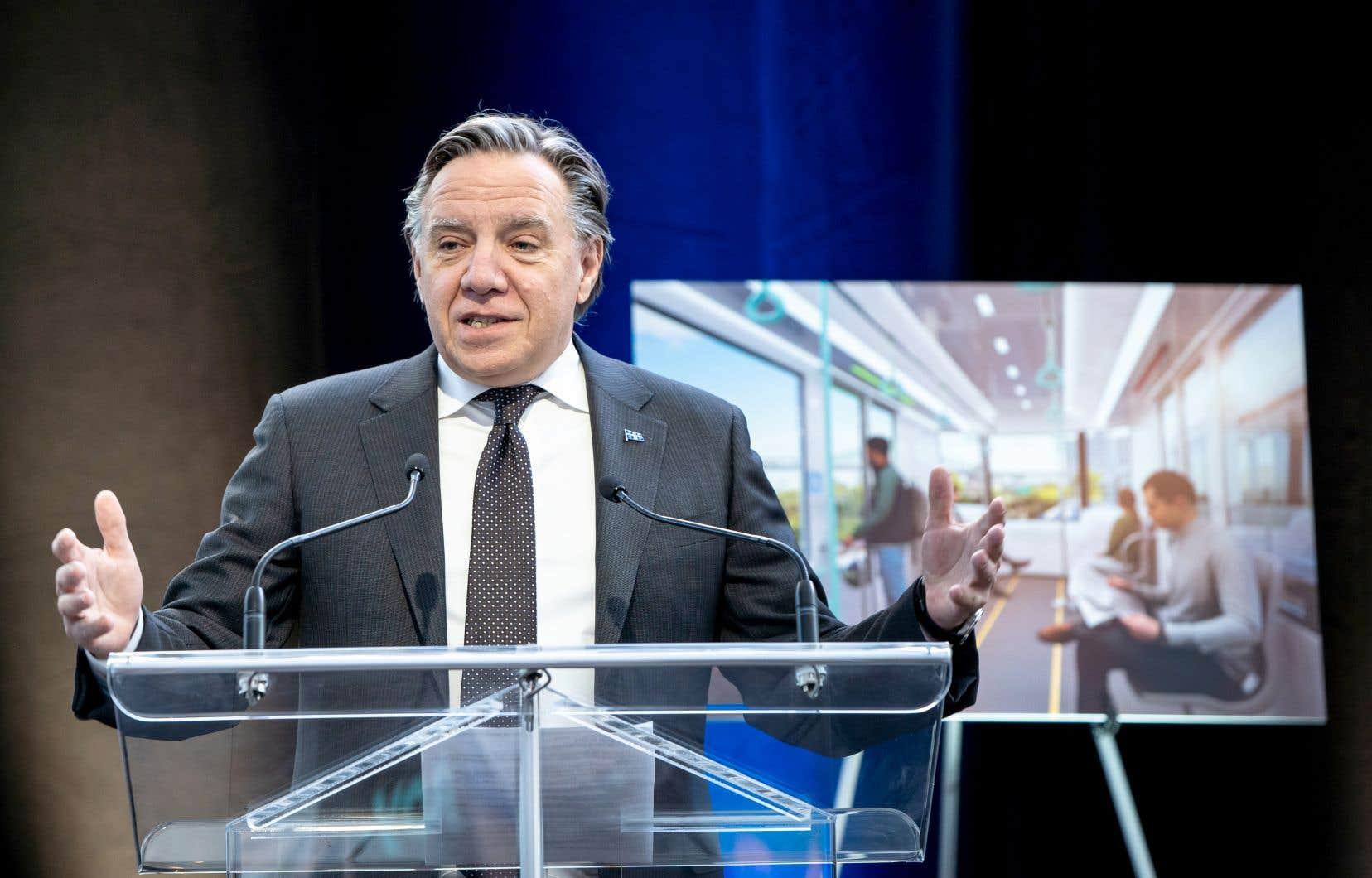 En conférence de presse mardi, le premier ministre, François Legault, a dit vouloir créer une «Silicon Valley du Nord» dans l'est de Montréal, qui a besoin de revitalisation et qui compte de nombreux terrains contaminés.