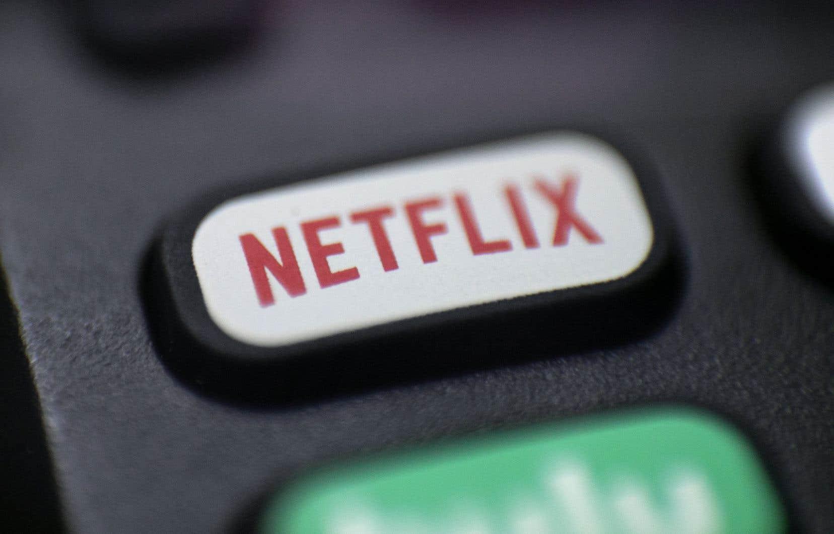 70% des adultes québécois disposent maintenant d'un abonnement à un service de visionnement de films ou de séries sur Internet.