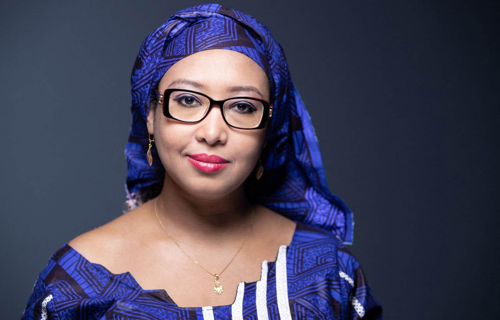 L'écrivaine camerounaise, aujourd'hui militante féministe, ne cache pas que «Les impatientes» emprunte beaucoup à sa propre histoire.