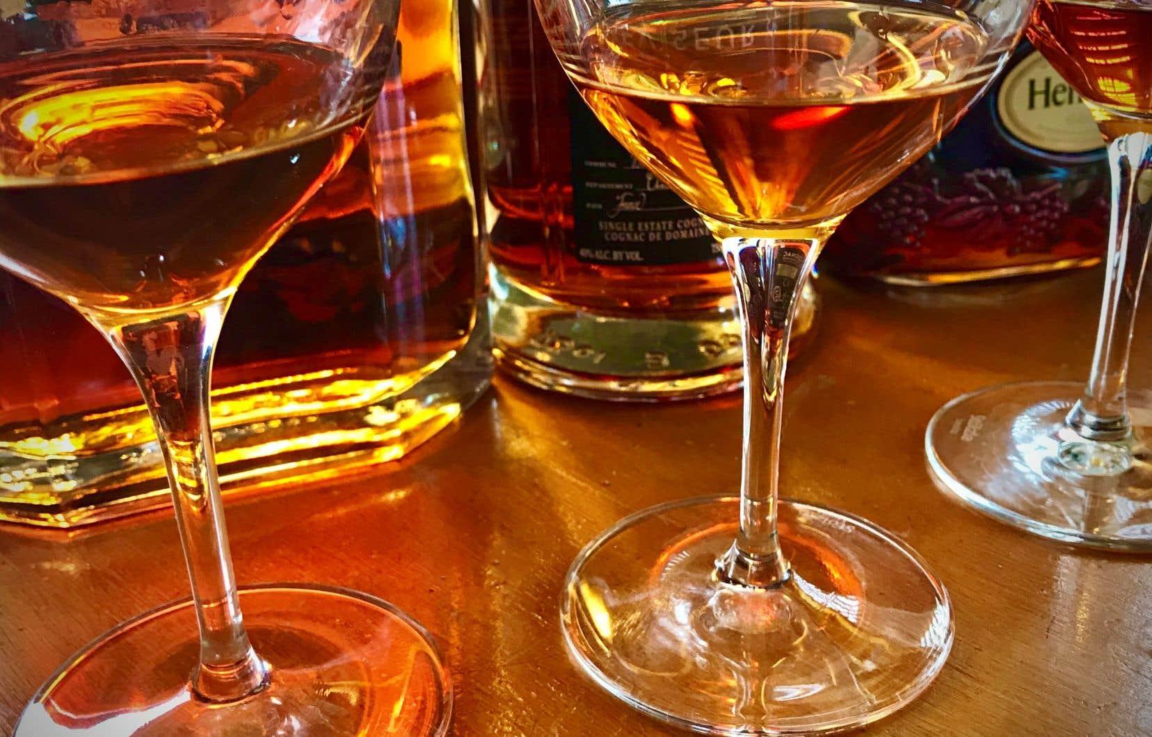 Le cognac est l'oisiveté savante élevée au rang des beaux-arts!