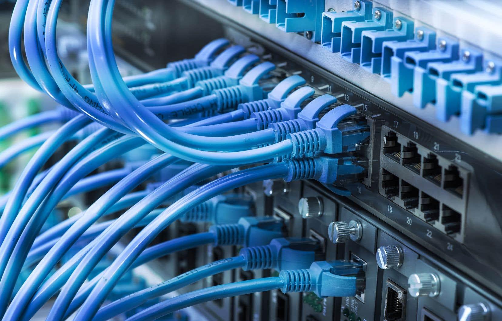 Pour des questions de sécurité, le réseau d'ordinateurs où Kn0x stocke les clés est composé de serveurs qui n'ont jamais été connectés à Internet ou à un quelconque réseau.