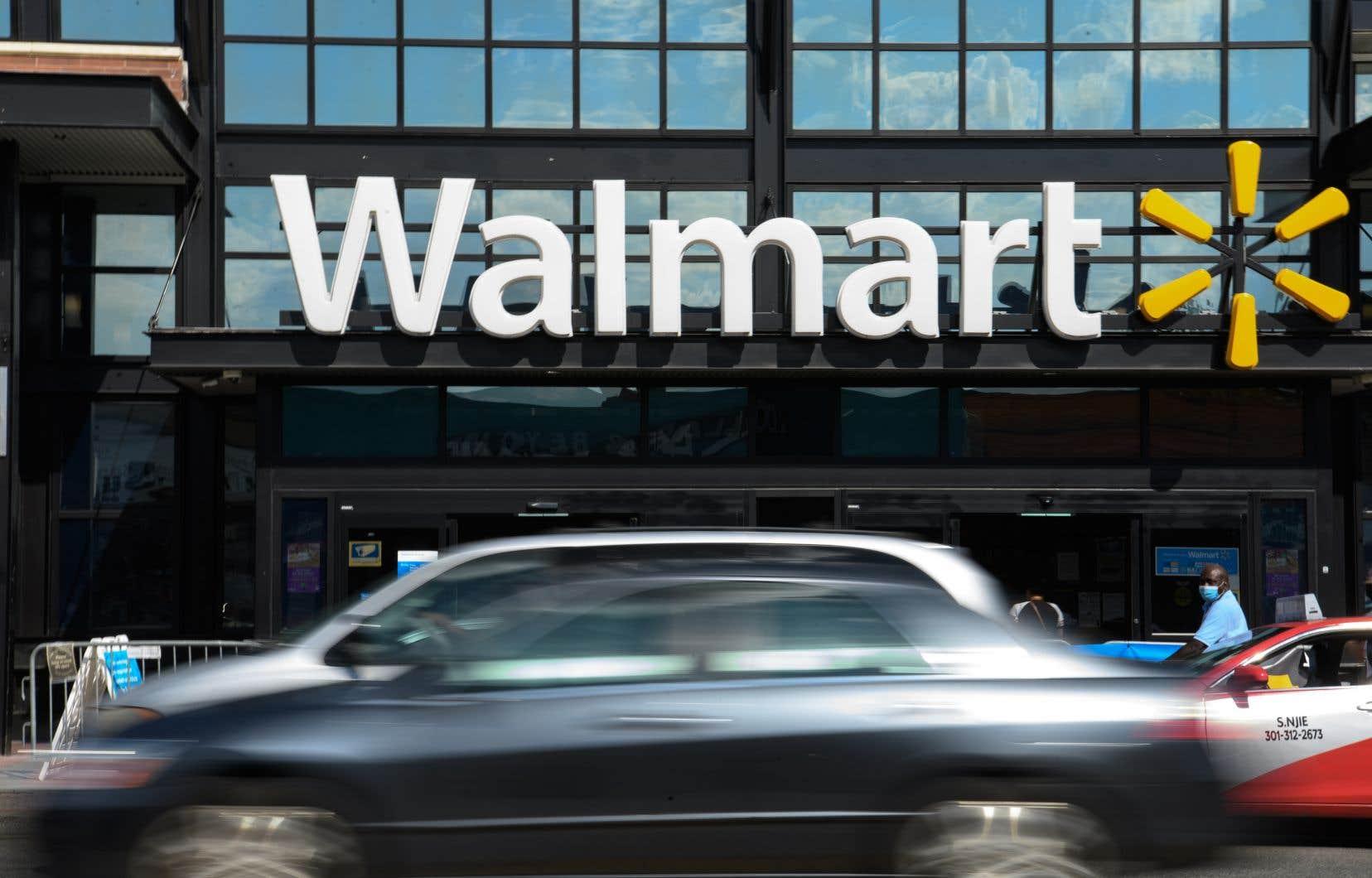 Walmart accuse la DEA de chercher à se dédouaner de ses «profondes erreurs» dans la gestion de la crise des opiacés.