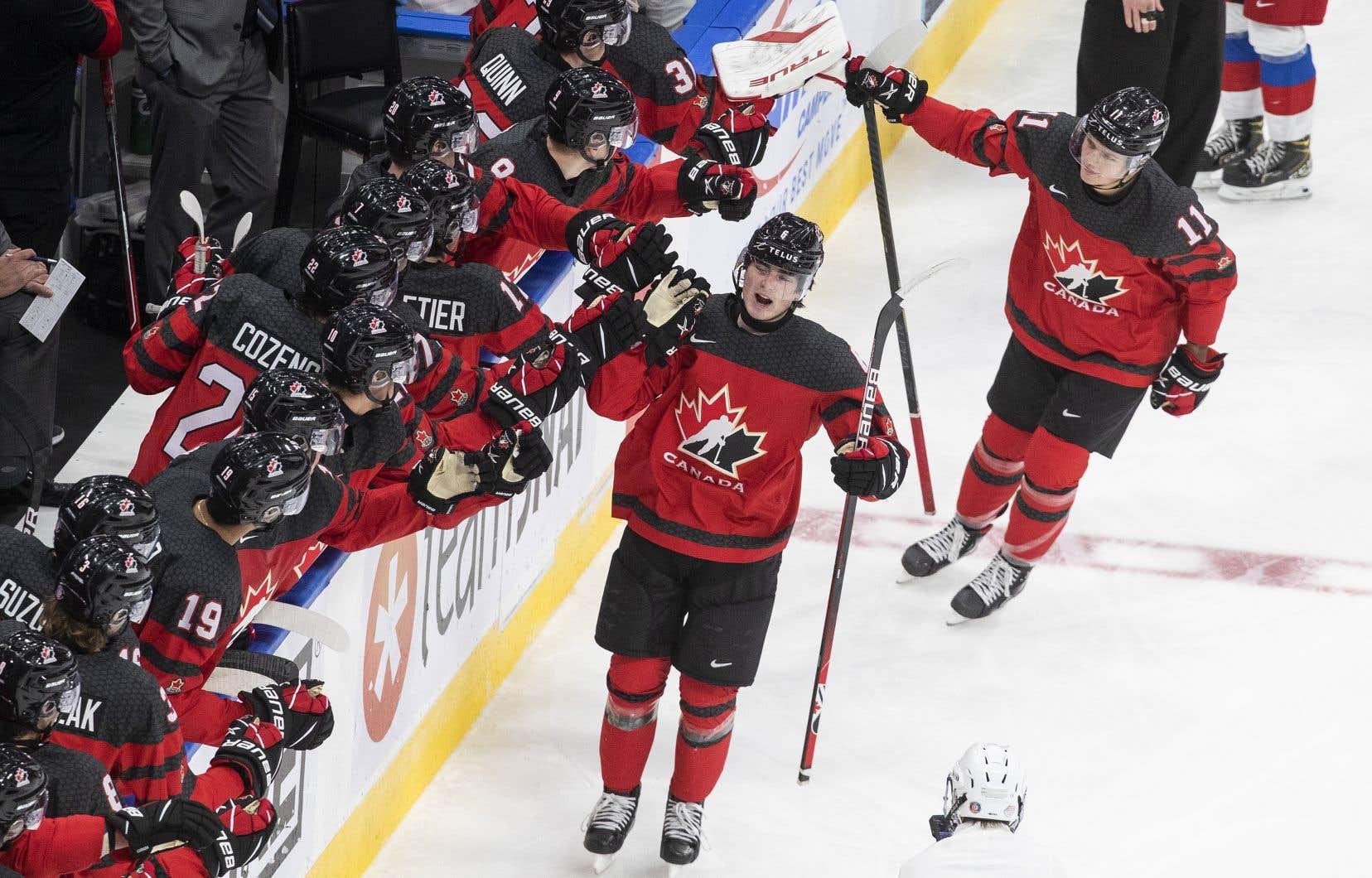 Le Canada, champion en titre du tournoi, entamera son parcours samedi contre l'Allemagne.