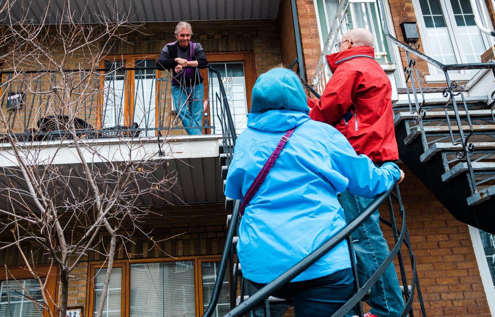 Québec est devenue en octobre l'épicentre de la pandémie dans la province. Depuis, Montréal lui a ravi le triste titre, mais la région de la Capitale-Nationale demeure l'une des régions les plus touchées par la pandémie actuellement.