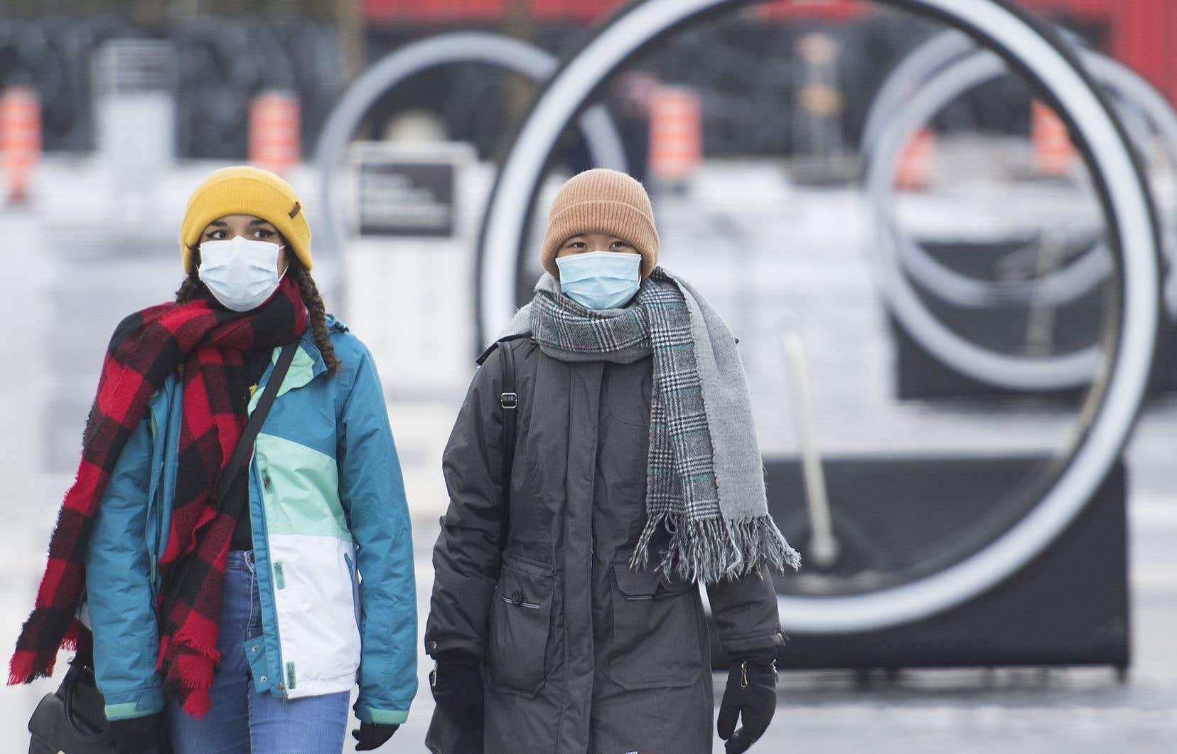 Selon les plus récentes données, 194 930 personnes ont été infectées dans la province depuis le début de la pandémie.