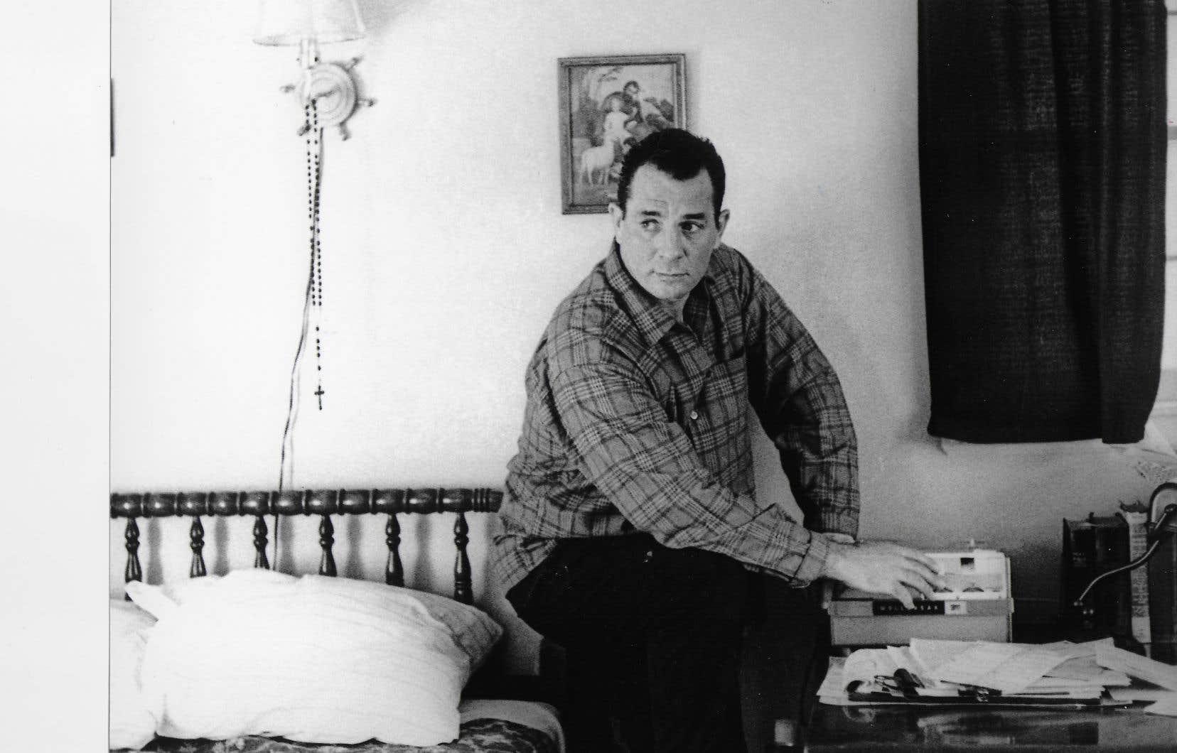Jack Kerouac, Northport, Long Island, en 1964