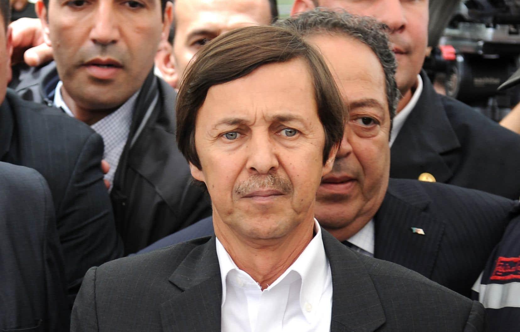 Saïd Bouteflika en 2012