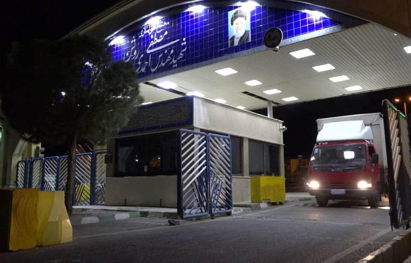 «Le processus pour produire de l'uranium enrichi à 20% a commencé au complexe d'enrichissement Shahid Alimohammadi» de Fordo, a déclaré le porte-parole du gouvernement iranien.