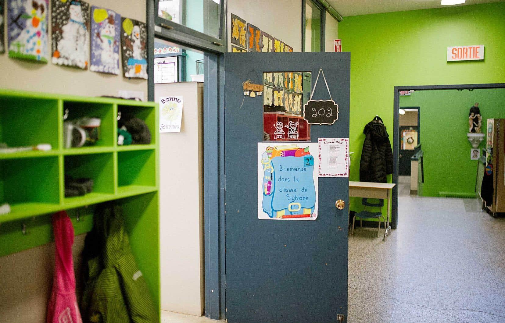 Le milieu de l'éducation, qui redoutait une nouvelle fermeture des classes, a réagi avec soulagement en apprenant que les écoles échappent pour le moment au confinement quasi général.