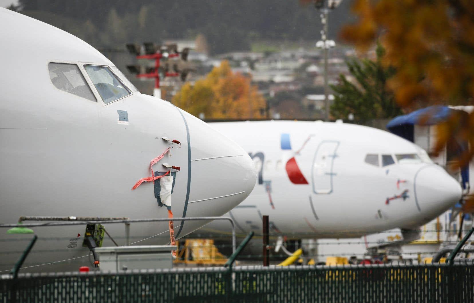 Boeing est accusé de ne pas avoir fourni toutes les informations lors du processus d'approbation du 737 MAX, dont deux exemplaires se sont écrasés en vol.