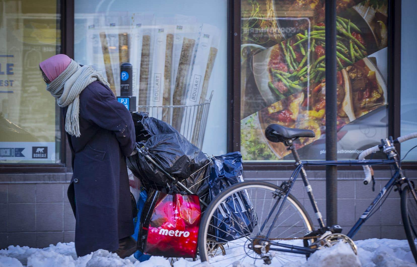 Selon le dénombrement de 2018, près de 3000 personnes étaient en situation d'itinérance «visible» à Montréal.
