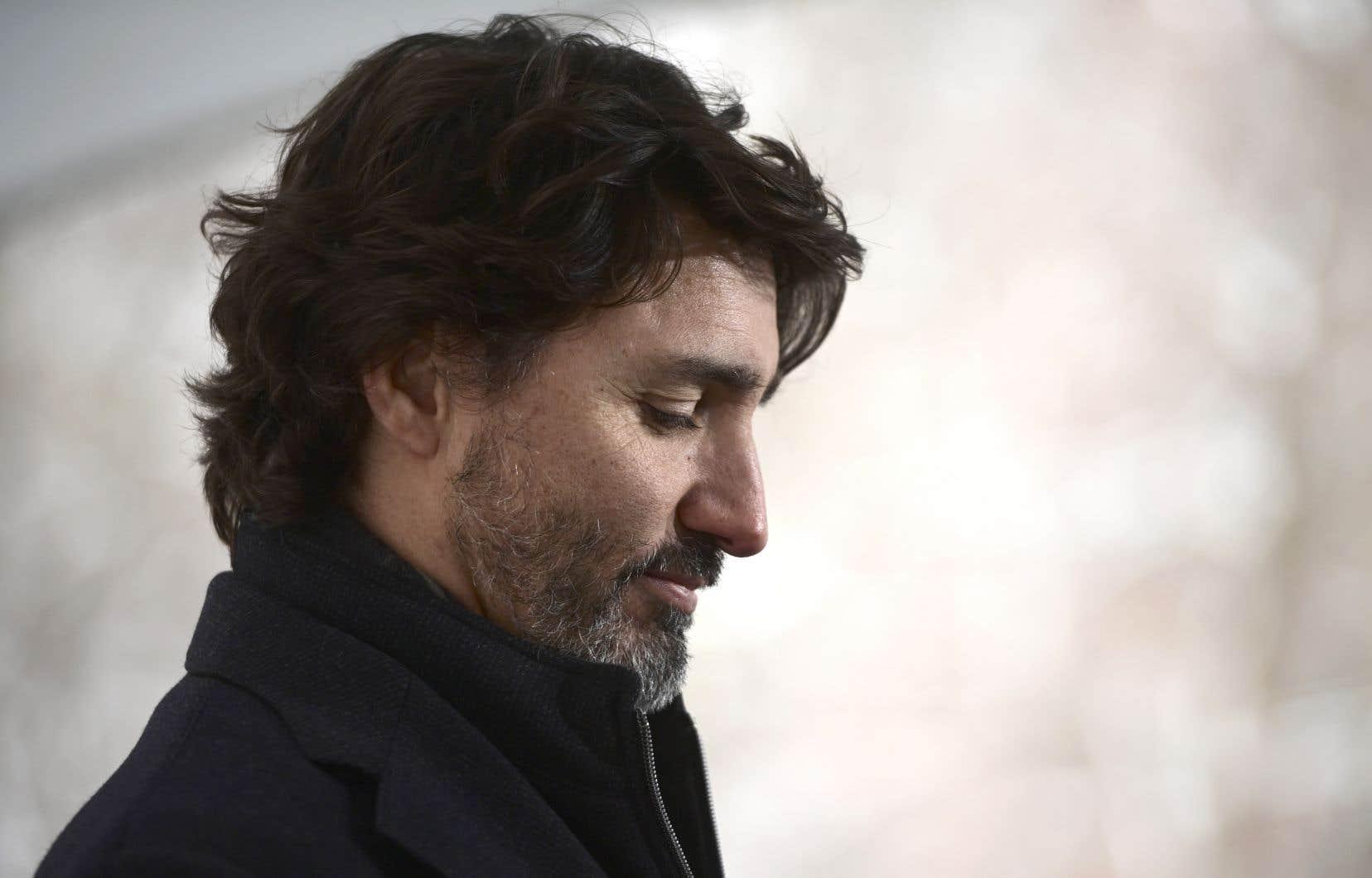 Le premier ministre Trudeau estime que la présidence de Donald Trump a engendré des «défis» pour le Canada.