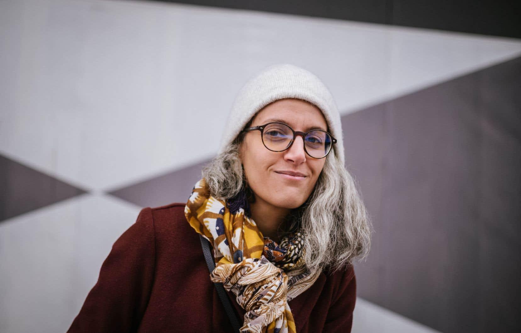 La nouvelle commissaire à la lutte contre le racisme et la discrimination systémiques, Bochra Manaï