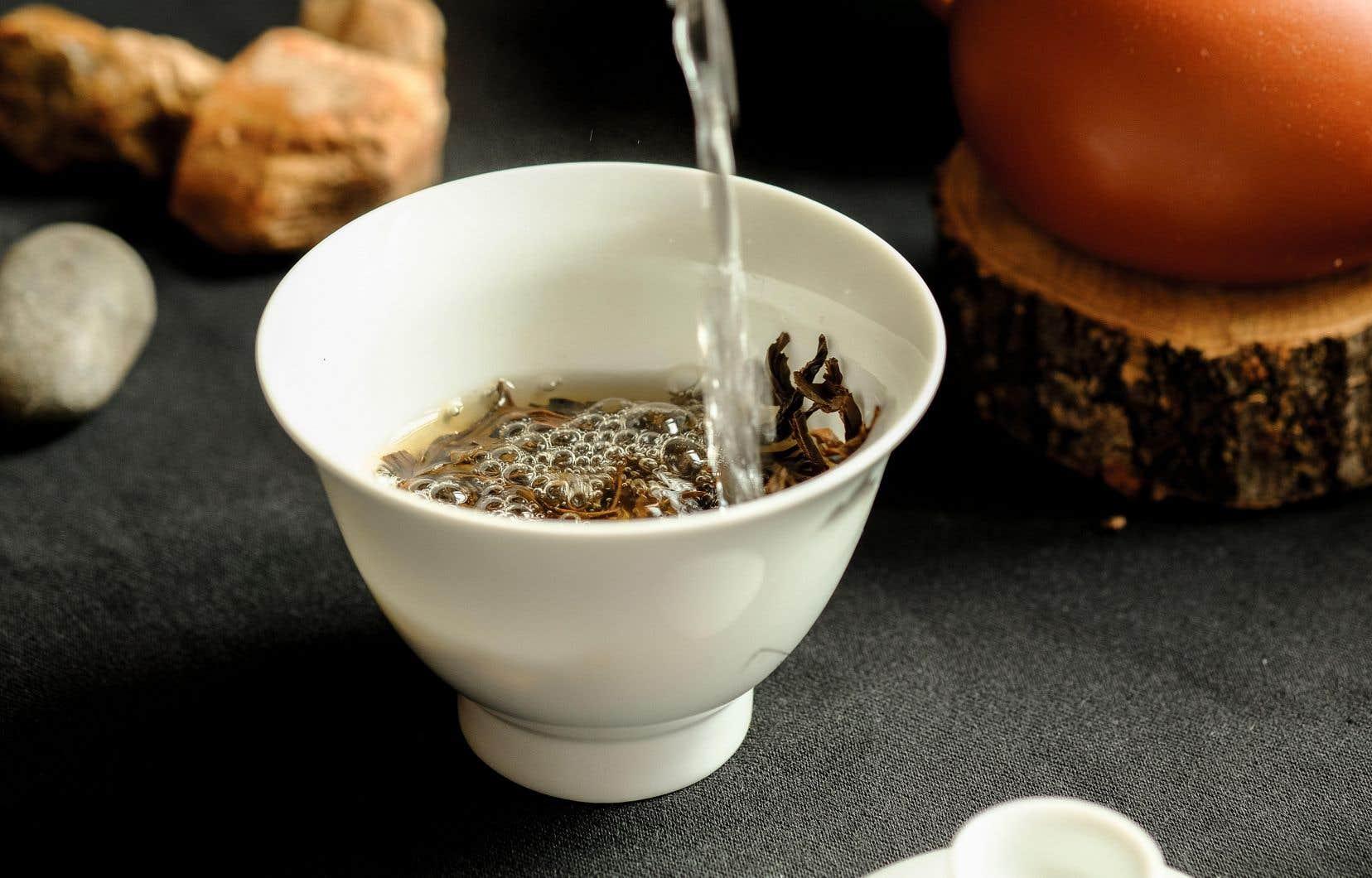 Pour se préparer une bonne tasse de thé, il faut savoir moduler la température et le temps d'infusion en fonction de chaque variété.