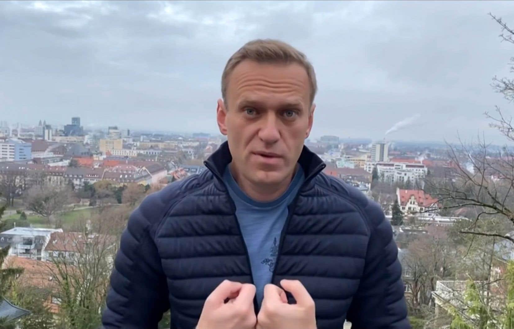 Pourfendeur de la corruption et ennemi juré du Kremlin, Alexeï Navalny avait fait un malaise en août, au moment où il revenait d'une tournée électorale.