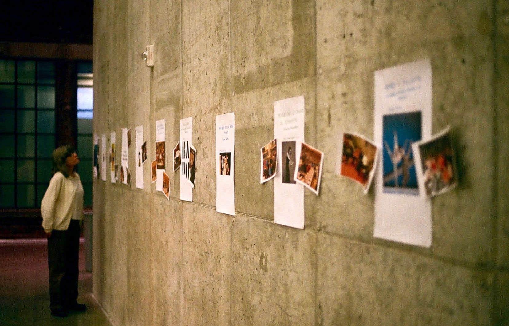 «Une partie du travail a été de réfléchir ensemble sur ce qui fait qu'une institution culturelle est excluante, explique MaïlisBurgaud, d'Exeko. On a fait ça avec dix institutions et neuf organismes communautaires. Ç'a été très riche.»