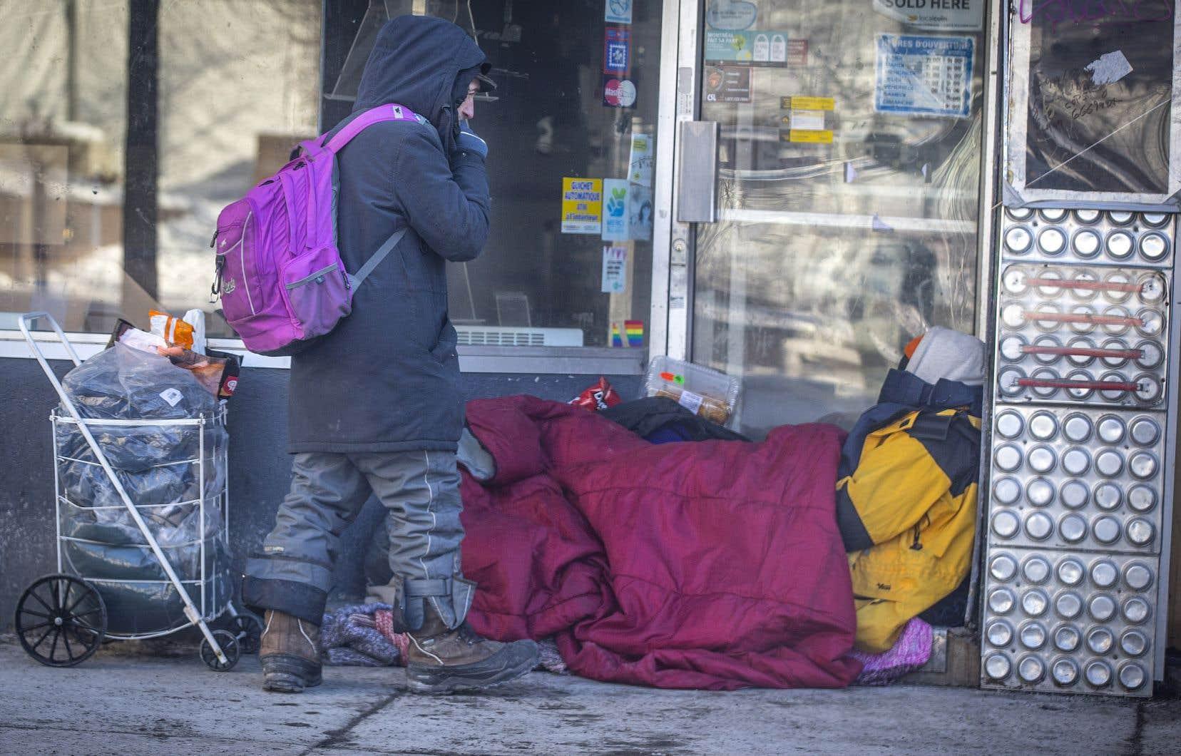 À l'heure actuelle, les refuges connaissent un taux d'occupation d'environ 95%.