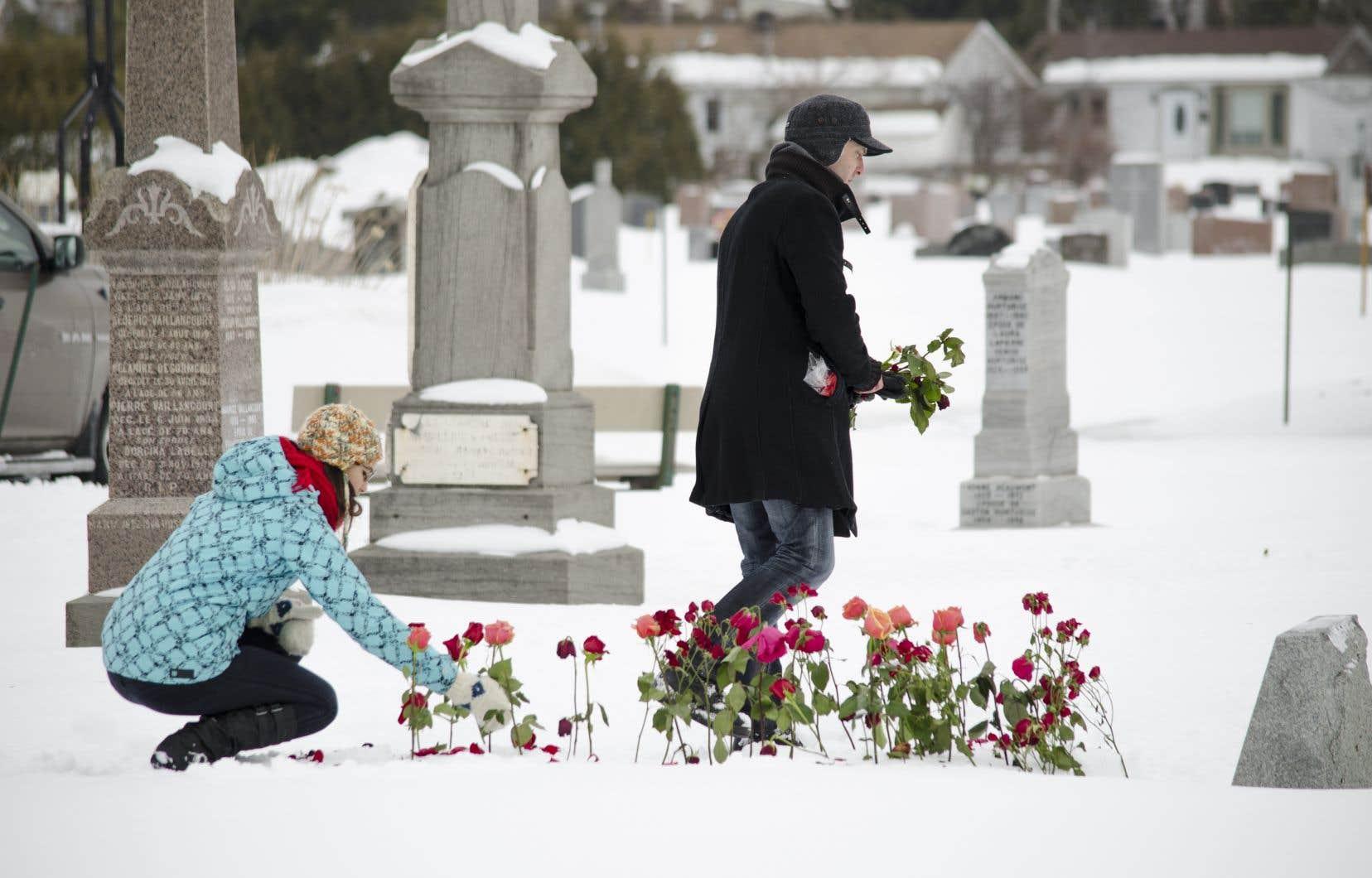 Une image tirée du film «Ce qu'il ne faut pas dire», de Marquise Lepage