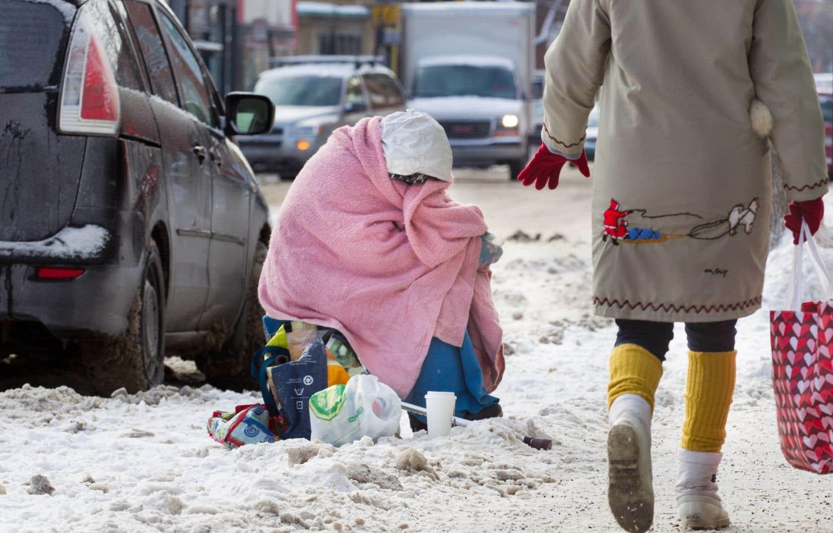 En 2018, un total de 8493 constats d'infraction ont été délivrés, à Montréal, à des personnes ayant pour adresse un organisme d'aide à l'itinérance, soit huit fois plus qu'en 1994, révèle une nouvelle étude menée par des chercheurs de l'Observatoire des profilages.