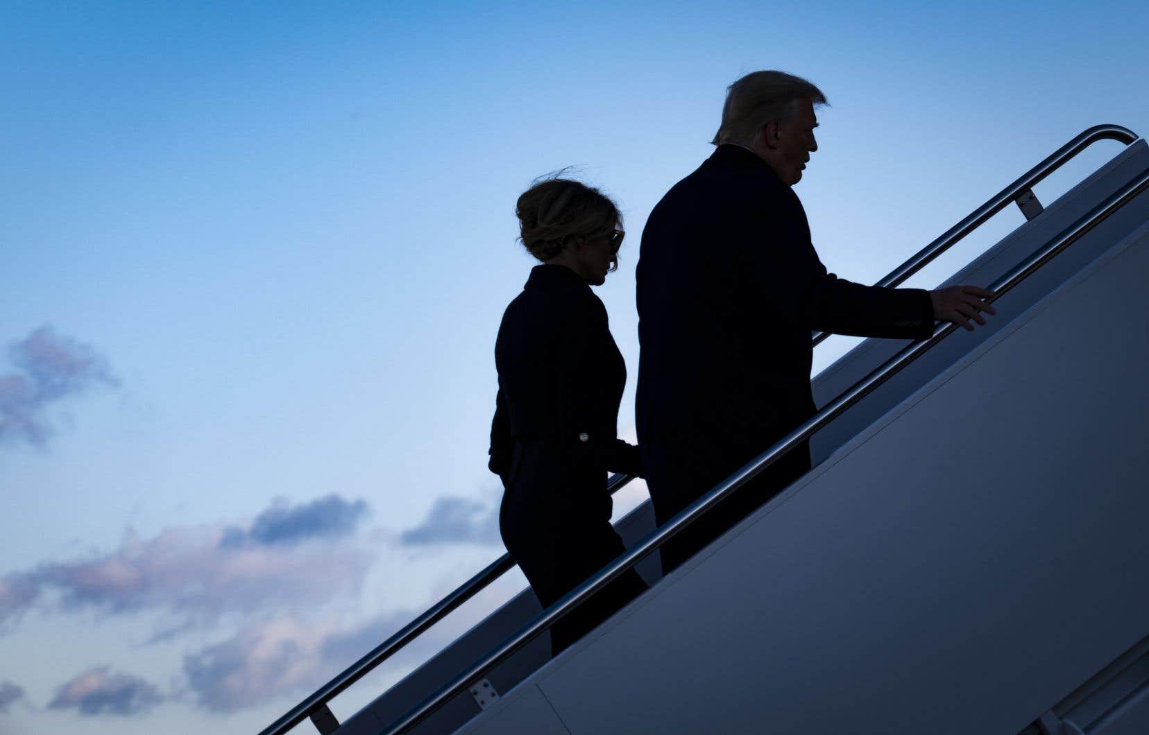 Le trumpisme semble d'abord et avant tout un mouvement centré sur la personne de Donald Trump, qui cherchait son propre profit et choisissait ses orientations pour faire plaisir à sa base. «Le trumpisme est un phénomène extrêmement difficile à saisir.»