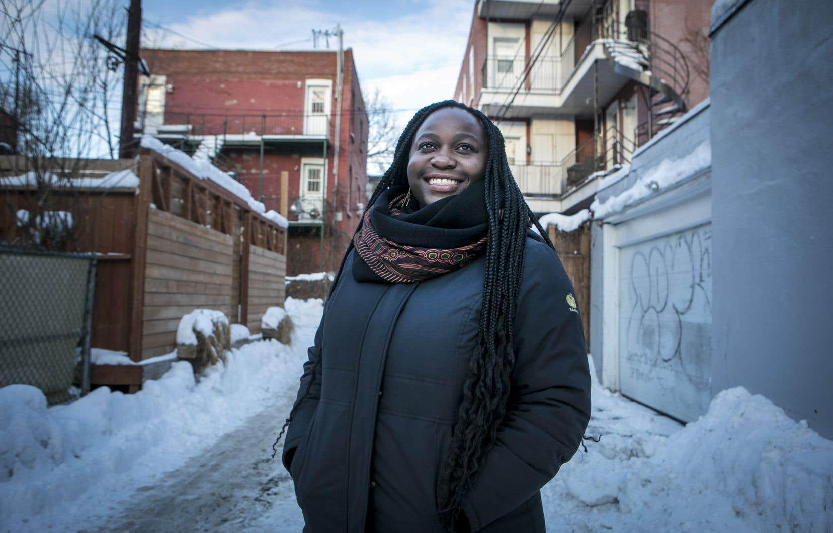Comme administratrice sur l'île de Montréal, Gracia Kasoki Katahwa déconstruit les stéréotypes en santé.