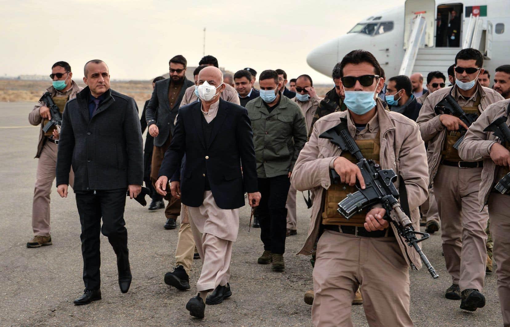L'accord — non ratifié par Kaboul — prévoit le retrait total des forces américaines d'ici à mi-2021 en échange notamment de garanties sécuritaires de la part des insurgés et de l'ouverture de pourparlers de paix avec le gouvernement afghan.