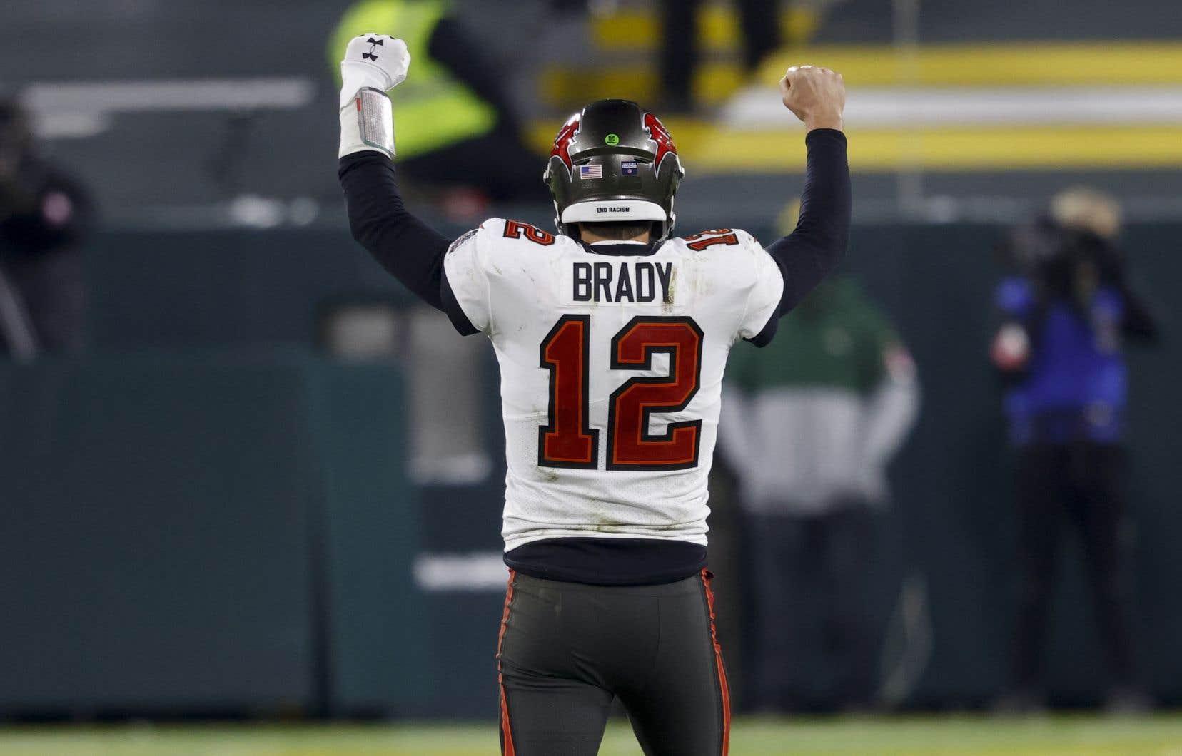 Même dans  un match où  il commet trois interceptions (comme dimanche), Tom Brady trouve le moyen de sortir  vainqueur.