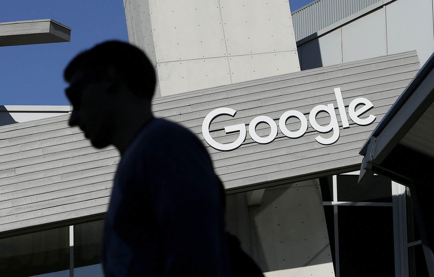 «Google est l'enchère, le commissaire-priseur, le produit, l'acheteur et le vendeur», déplore l'auteur.