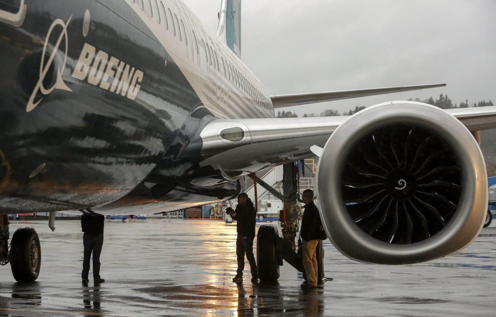 L'avion avait été interdit de vol en mars 2019 après deux accidents qui avaient fait 346 morts.