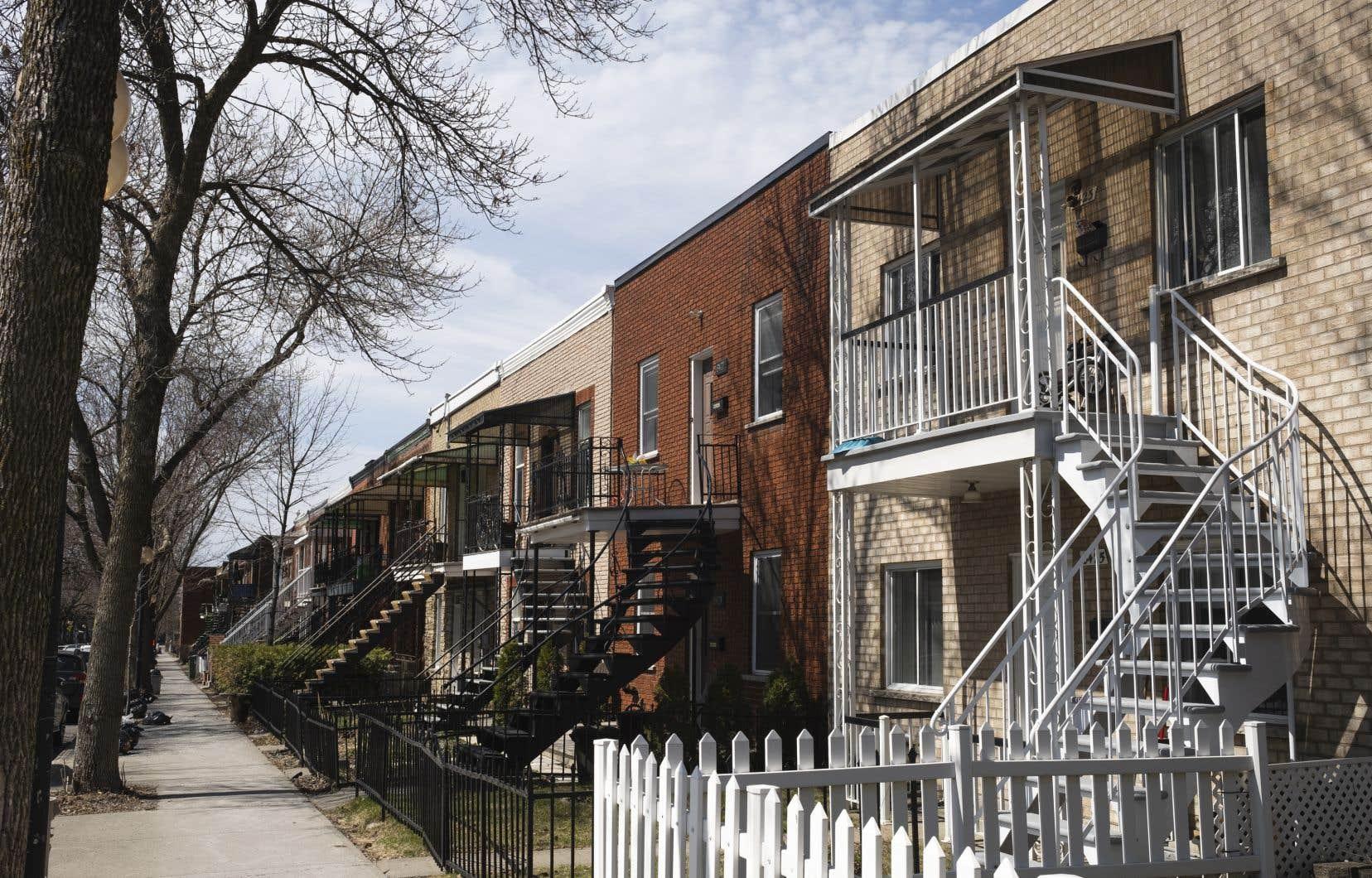 L'enquête de la SCHL montre que, dans le Grand Montréal, le coût des loyers a grimpé de 4,2%.