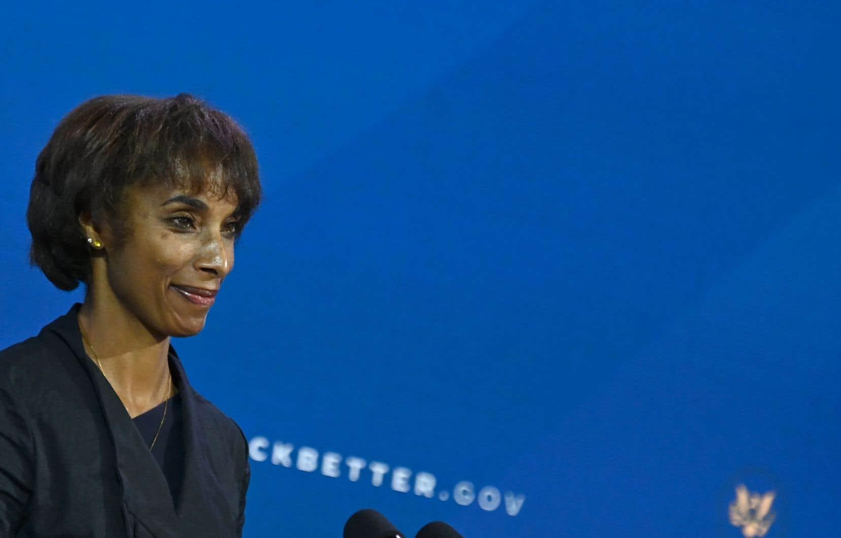Si elle est confirmée par le Sénat, Cecilia Rouse — réputée pour ses travaux en économie du travail — devrait devenir la première personne noire à présider le Council of Economic Advisers, chargée de conseiller le président des États-Unis.